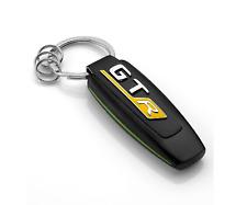 Genuine Mercedes-Benz Green Carbon-Fibre Look AMG GT R Key Ring B66953340