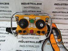 TELECRANE F24-J-TX REMOTE CONTROL NEW