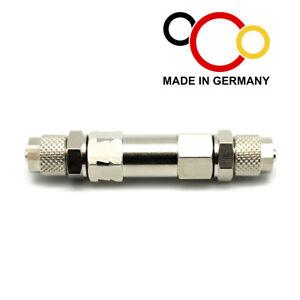 OCOPRO CO2 Rückschlagventil Profi Metall Rücklaufsicherung Neu & Ovp