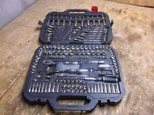 Husky 185PC Tool Ratchet Socket Set  (Lot 6315)
