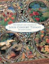 The Jewelry & Enamels of Louis Comfort Tiffany Reference Book HC/DJ Janet Zapata