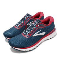 Brooks Adrenaline GTS 20 RUN USA Blue Red White Men Running Shoe 110307 1D