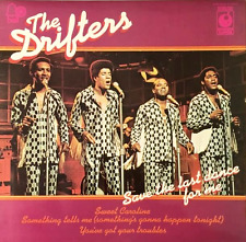 THE DRIFTERS - Save The Last Dance For Me (LP) (VG-/VG-)