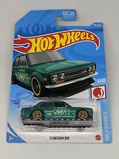 Hot Wheels 71 Datsun Bluebird 510 Super Treasure Hunt