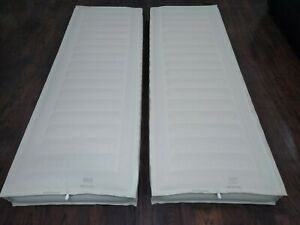 (2) Sleep Number Select Comfort S273 Q-DUAL*A Air Chamber