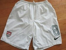 CLINT DEMPSEY GAME USED SIGNED SHORTS COA + EXACT PROOF! TEAM U.S.A. SOUNDERS