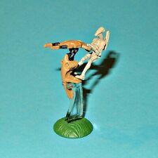 STAR WARS MicroMachines ActionFleet EPISODE 1 - STAP w BATTLE DROID figure   P