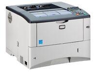 Kyocera FS-2020D - Stampante Laser Professionale, 35ppm, con Scheda di Rete