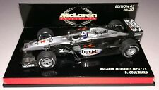 Minichamps F1 McLaren Mercedes MP4-15 2000 David Coulthard 1/43