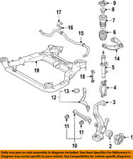 FORD OEM Lower Control Arm-Front-Front Arm AE5Z3078A