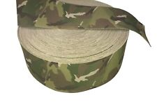 """100mm / 4"""" Double Sided Original Crye Multicam Elastic ( Military Webbing MTP"""