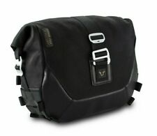SW Motech Legend Gear Side Bag LC1 Left 9.8 Litre to fit SLC Carrier - Black