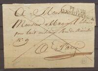 1811 Lettre Marque Linéaire PP N°22/ARM.D'Allemagne, Magdebourg X1281
