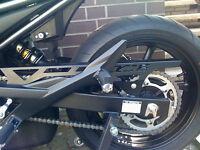 Yamaha XJ6 / XJ 6 Diversion Kettenschutz RoMatech black 3074