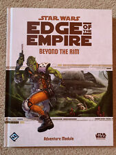 Star Wars: Edge of Empire Beyond the Rim (Adventure)
