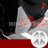 For Mercedes Benz ML W166 GLE W166  Inner Car Door Speaker Frame Trim Cover
