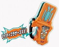 Kamen Rider Ex-Aid DX Mighty Brothers XX Gashat Games Driver Japan