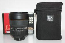 Sigma DG 12-24 mm F/4.5-5.6  HSM IF ASP Nikon 1 Jahr Gewährleistung