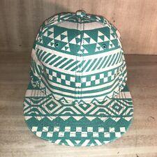 Neff•Aqua Sea Green•SnapBack•Trucker•Hat•Cap