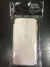 Brand New Audiosonic Samsung Galaxy S5 Clear Case
