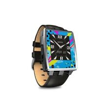 Skin for Pebble Steel Smart Watch - Acid by FP - Sticker Decal