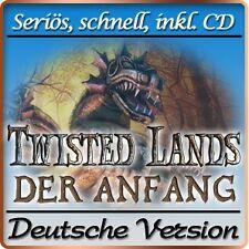 Twisted Lands 3 - Der Anfang - Origin Deluxe - PC-Spiel - Wimmelbildspiel