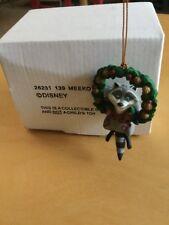 Grolier Disney Christmas Ornament - 26231 139 - 101 MEEKO - Boxed