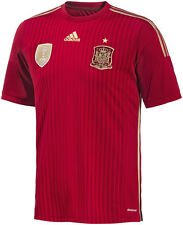 adidas Spain Home Football Shirts (National Teams)