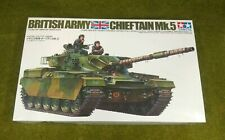Tamiya British Army Chieftain Mk5 Tank New 1/35 scale