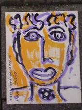 Dealer or Reseller Listed Impressionism Portrait Art Paintings