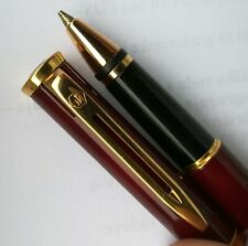 Beautiful and Authentic Burgundy Waterman Roller Ball Pen