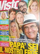 Visto 2015 46#Al Bano Carrisi,Alain Delon,Serena Autieri,rrr