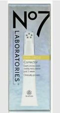 New & Sealed BOOTS NO7 LABORATORIES DARK CIRCLE CORRECTOR 15ML Medium/Dark