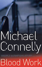 Blood Work, Connelly, Michael, New Book