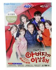 Father is Strange Korean Drama (6DVDs) High Quality - Box Set!
