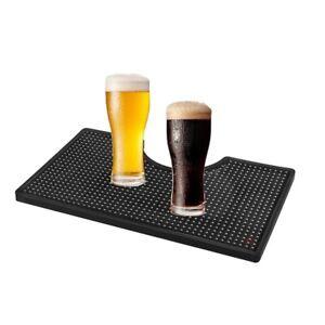 Barber Service Mat Countertop Spill Beer Tower Waterproof Maker Pad Accessories