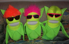 Black light Harvest Singing Trio Corn Puppets--ministry,food education