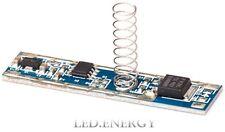 Circuito Dimmer Interruttore Touch Per Profili In Alluminio e Strisce Strip LED