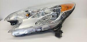 NISSAN OEM 14-16 Versa Note-Headlight-Head light Headlamp Assy Left 260603WC0A
