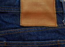 THE UNBRANDED BRAND UB201 Tapered 14.5 Oz Selvedge Jeans Sz 36W x 32L MINT