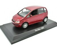 Model Car Fiat Idea Scale 1/43 diecast NOREV modellcar vehicles Story