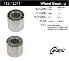 Wheel Bearing-Auto Trans Rear Centric 412.42011