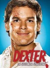Dvd  DEXTER - Stagione 02 - (Box 4 Dischi) Serie Tv ......NUOVO