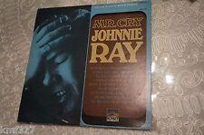 [2316] Johnnie Ray - Mr. Cry LP SUM-1125 Mono Sunset Records 1966 VG/EX