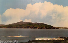 LOUGH SWILLY FROM DUNREE CO DONEGAL POSTCARD 1930's IRELAND DICKSON LONDONDERRY