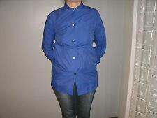 blouse nylon  nylon kittel nylon overall  N°301   T36/38