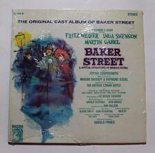 V/A Baker Street (Original Cast) LP MGM SE 7000 OC US 1965 M Sealed 2F