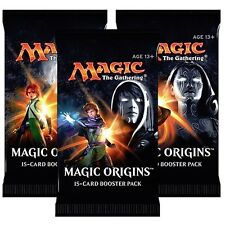 MTG Booster Magic Origins/origini (inglese) Jace Prodigy + LILIANA + Nissa