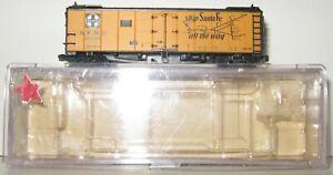 Intermountain N Gauge 66102-07 Santa Fe Refrigerator Car 35755 SFRD El Capitan