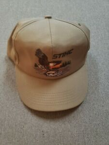 Stihl 2003 Eagle & Fish Snap Back Hat